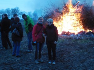 Osterfeuer 2016